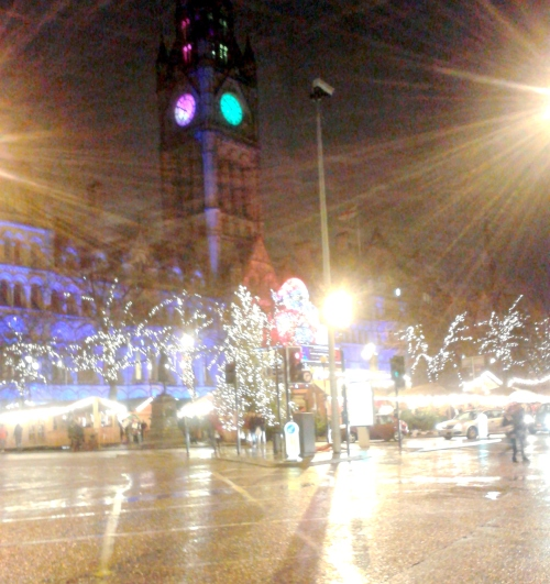 Xmas in Manchester